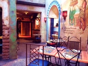 Agrabah Café Intérieur 2