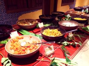 Agrabah Café Buffet Entrée