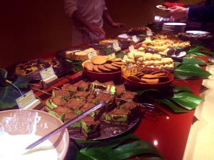 Agrabah Café Buffet Desserts