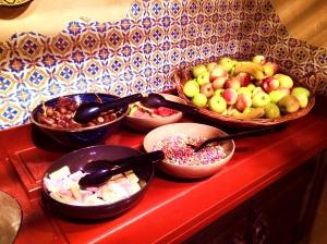 Agrabah Café Buffet Douceurs