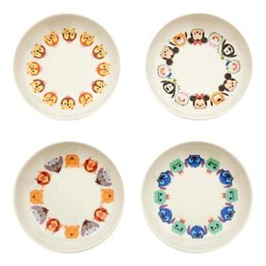 12 DECEMBRE Ensemble de 4 petites assiettes Tsum Tsum - 8euros90