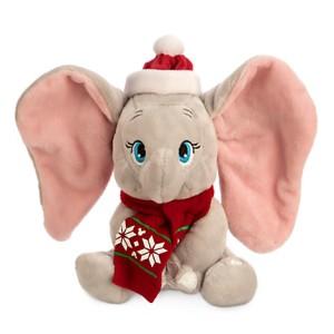 13 DECEMBRE Mini Peluche Dumbo Noël - 10euros90