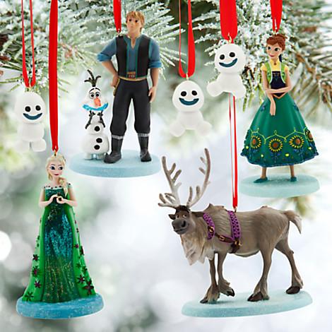 24 DECEMBRE Set d'ornements Frozen Fever - 65euros90.jpg
