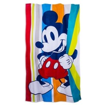 Serviette de plage familiale Mickey Mouse - 24€90