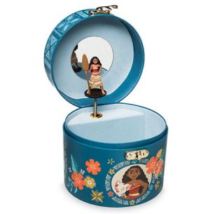 Boîte à bijoux musicale Vaiana - 20€99