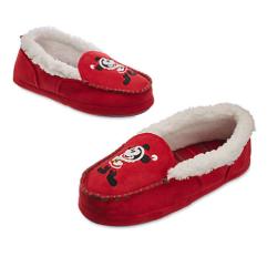 Chaussons de Noël pour adultes Mickey - 16€99