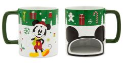 Mug support de biscuits de Noël Mickey Mouse - 16€99