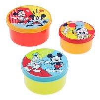 Récipients empilables Mickey - 13€