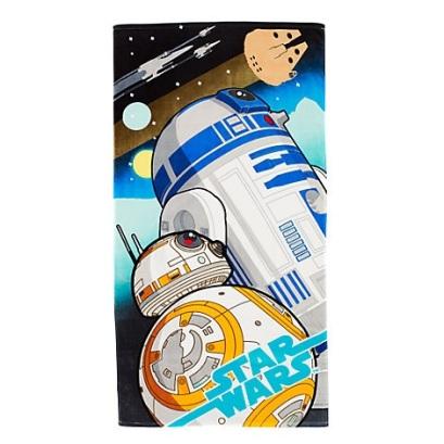 Serviette de plage Star Wars - 20€