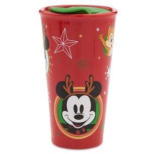 Mug voyage de Noël Mickey et ses amis - 16€