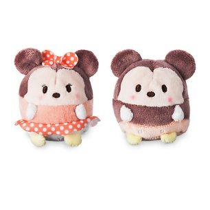 Ufufy miniatures Mickey et Minnie - 10€