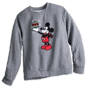 Pull de Noël Mickey - 32€