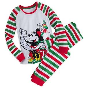 Pyjama de Noël Minnie - 26€