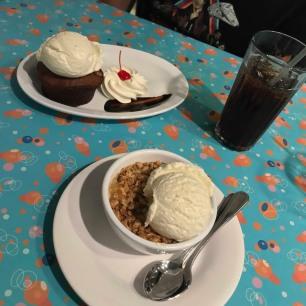 50's Prime Time Café - Desserts