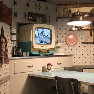 50's Prime Time Café - TV