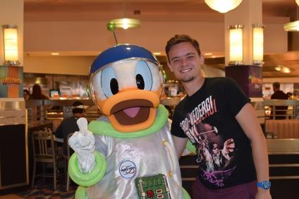 Hollywood & Vine - Donald